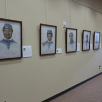 Radcliffe and USCT Portrait Drawings