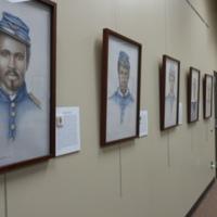 Seventeen Men Exhibit at Ft. Negley Visitors Center