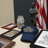 Radcliffe Military and Living History Memorabilia